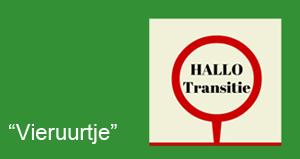 "Vieruurtje ""Hallo Transitie"""