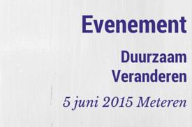 Verslag Evenement 5 juni 2015