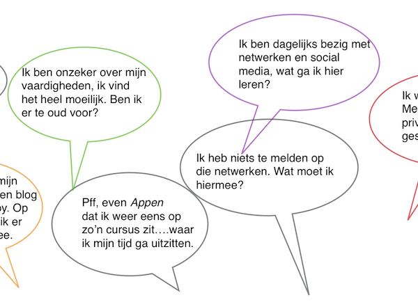 Trainingen Social Media is maatwerk!